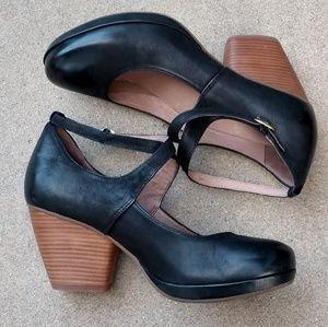 e2efe877671 Dansko Shoes - DANSKO Minette Burnished Nubuck Heel Size 41